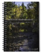 Markleeville Creek Spiral Notebook