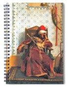 Markos Botsaris Spiral Notebook