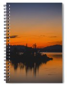 Marmalade Skys Spiral Notebook