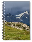 Marmot Meadow Spiral Notebook