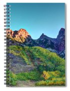 Maroon Bells National Recreation Area Spiral Notebook