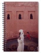 Marrakesh Life Spiral Notebook