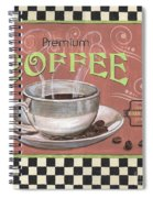 Marsala Coffee 2 Spiral Notebook