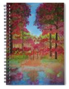 Marsh Spiral Notebook