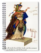Marsh Kings Daughter Spiral Notebook