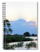 Marsh-set Spiral Notebook