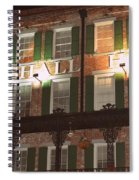 Marshall House Spiral Notebook