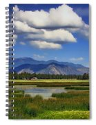Marshall Lake Spiral Notebook