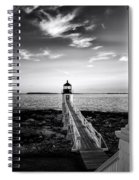Marshall Point Spiral Notebook