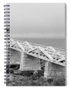 Marshall Point Lighthouse 2937 Spiral Notebook