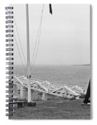 Marshall Point Lighthouse 2963 Spiral Notebook