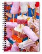 Marshmallow Spiral Notebook