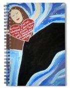 Martha Graham Spiral Notebook