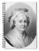 Martha Washington (1732-1802) Spiral Notebook