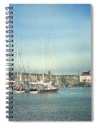 Marthas Vineyard Spiral Notebook