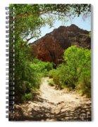 Martinez Canyon Spiral Notebook
