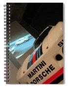 Martini Memories Spiral Notebook