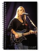 Mary Chapin Carpenter Spiral Notebook
