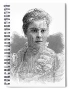 Mary Crowninshield Endicott Chamberlain Spiral Notebook