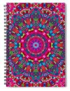 Mary Grace Mandala Spiral Notebook