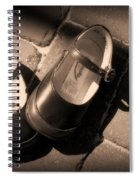 Mary Janes Spiral Notebook