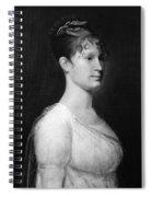 Mary Lee Fitzhugh Custis (1788-1853) Spiral Notebook