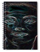 Mary Magdalene Sees Christ Is Risen Spiral Notebook