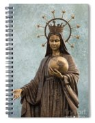 Mary Mother Of Jesus Spiral Notebook