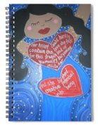 Mary Our Mother Spiral Notebook