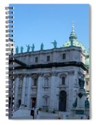 Mary Queen Of The World Cathedral Spiral Notebook