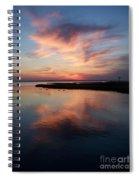 Maryland Sunset Spiral Notebook