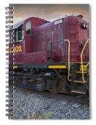 Maryland_delaware 1201 Spiral Notebook