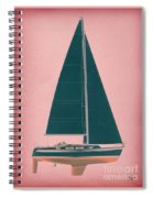 Marylnn Monroe Spiral Notebook