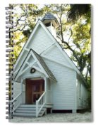Mary's Chapel Spiral Notebook