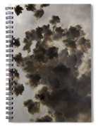 Mascleta Explosion Spiral Notebook