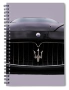 Maserati Granturismo I Spiral Notebook