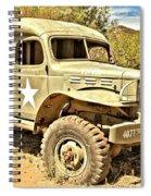 Mash Medic Spiral Notebook