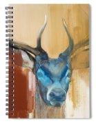 Mask Spiral Notebook