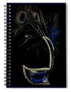 Mask Series 13 Spiral Notebook