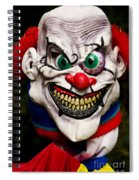 Masks Fright Night 1 Spiral Notebook