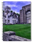 Masonic Lodge Spiral Notebook