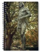 Massasoit Sachem Spiral Notebook