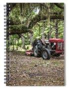 Massey Ferguson - Live Oak Spiral Notebook