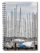 Glen Cove Mast Appeal Spiral Notebook