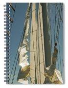Mast Stepping Spiral Notebook