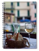 Mastering The Art Of Living Well Spiral Notebook