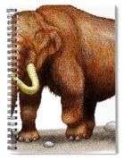Mastodon Spiral Notebook