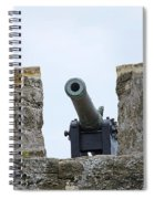 Matanzas Inlet Guardian Spiral Notebook