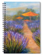 Matanzas Winery Spiral Notebook