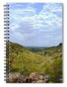 Mather Lodge Views Spiral Notebook